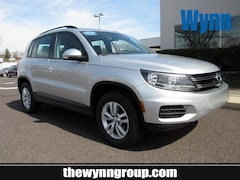 Used 2016 Volkswagen Tiguan 2.0T S Automatic with 4MOTION SUV WVGBV7AX6GW579674 for sale near Collegeville