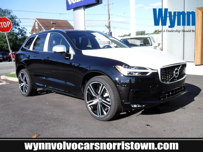 New 2019 Volvo XC60 T6 R-Design SUV in Norristown, PA
