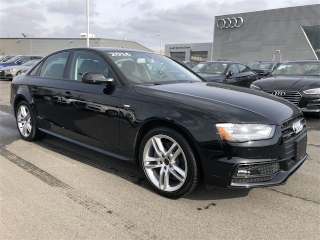 Used 2016 Audi A4 2.0T Premium Sedan for sale in Wilkes-Barre, PA