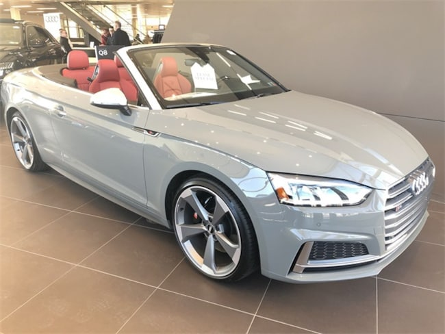 New 2019 Audi S5 3.0T Premium Plus Cabriolet for sale in Wilkes-Barre, PA