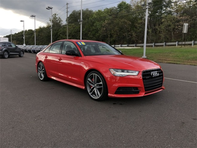 Used 2018 Audi A6 3.0T Premium Sedan for sale in Wilkes-Barre, PA