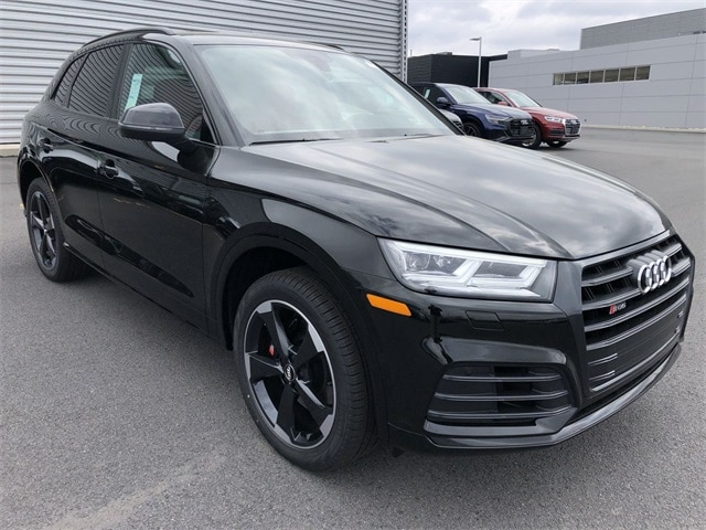 New 2019 Audi SQ5 3.0T Premium Plus SUV for sale in Wilkes-Barre, PA