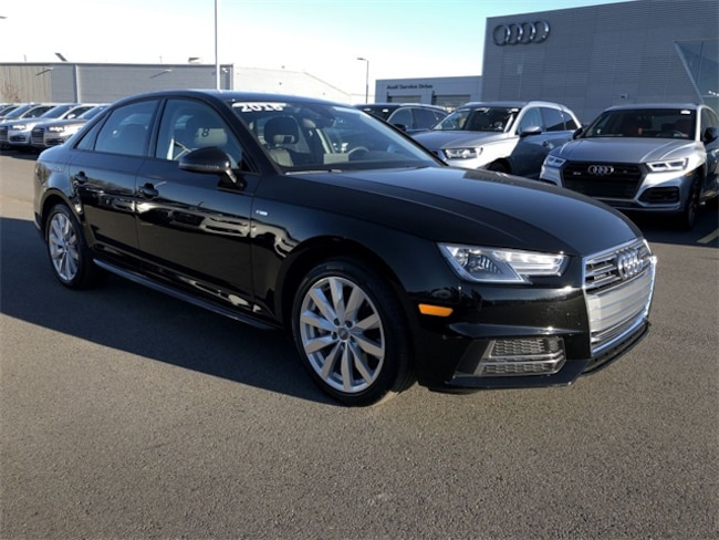 Used 2018 Audi A4 2.0T Premium Sedan Kingston