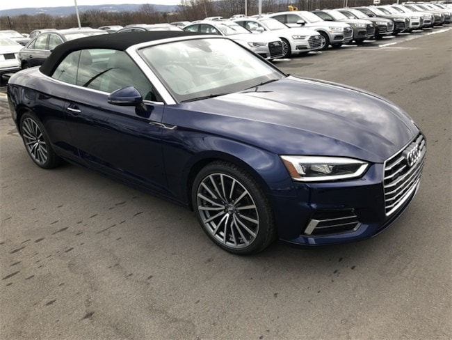 New 2019 Audi A5 2.0T Premium Plus Cabriolet for sale in Wilkes-Barre, PA
