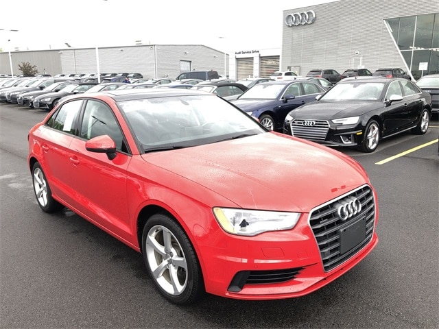 Certified Pre-owned 2016 Audi A3 2.0T Premium Sedan for sale in Larksville, PA
