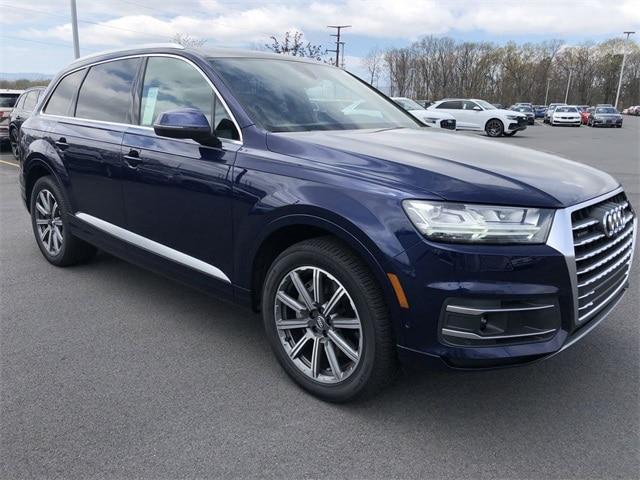 New 2019 Audi Q7 2.0T Premium Plus SUV for sale in Wilkes-Barre, PA