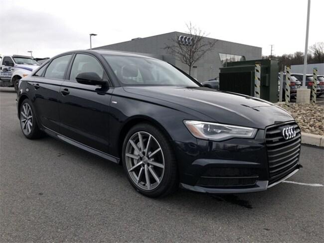 New 2018 Audi A6 2.0T Sport Sedan for sale in Wilkes-Barre, PA