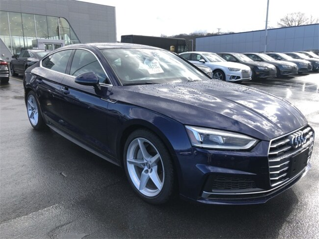 New 2019 Audi A5 2.0T Premium Plus Sportback for sale in Wilkes-Barre, PA