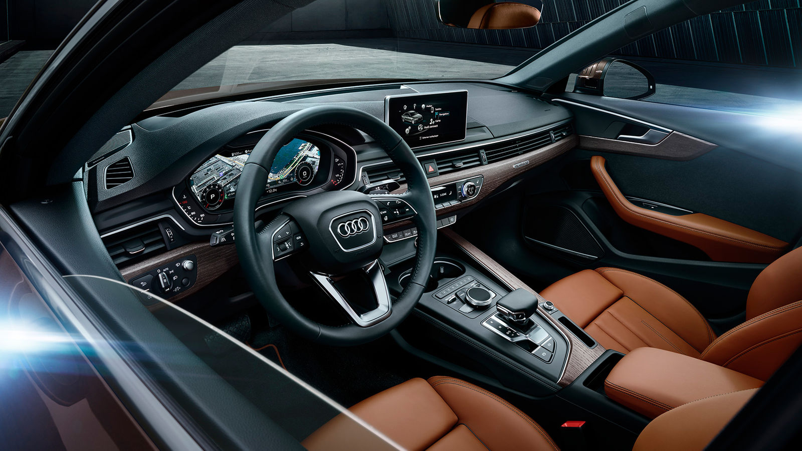 2018 Audi A4 Technology Clarks Summit PA | Wyoming Valley Audi