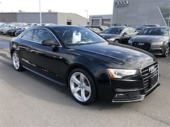Pre-Owned 2016 Audi A5 2.0T Premium Plus Coupe A68373 for sale in Wilkes-Barre, PA
