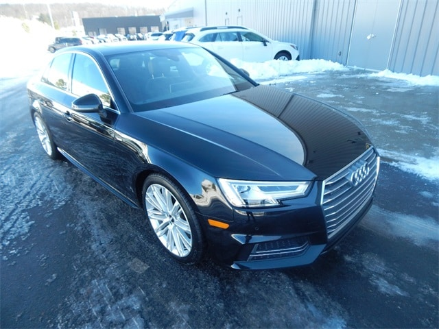 Certified Pre-owned 2017 Audi A4 2.0T Premium Plus Sedan for sale in Larksville, PA