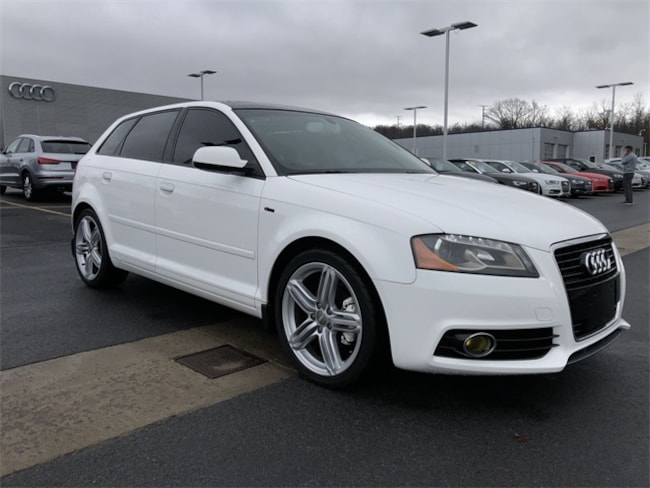 Used 2013 Audi A3 2.0 TDI Premium Plus Hatchback for sale in Wilkes-Barre, PA