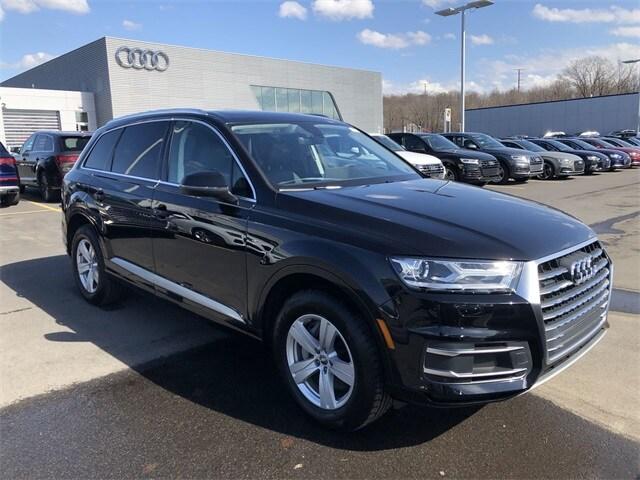 New 2019 Audi Q7 2.0T Premium SUV for sale in Wilkes-Barre, PA
