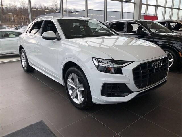 New 2019 Audi Q8 3.0T Premium SUV for sale in Wilkes-Barre, PA