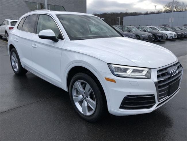 New 2019 Audi Q5 2.0T Premium Plus SUV for sale in Wilkes-Barre, PA