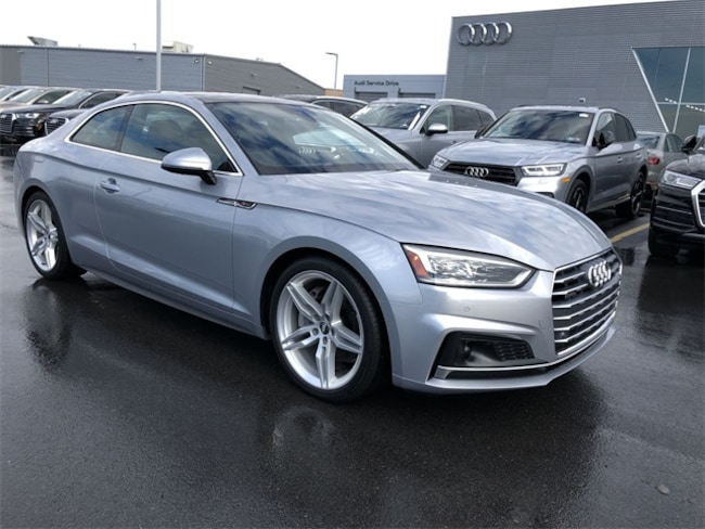 used 2018 Audi A5 2.0T Prestige Coupe for sale in larksville-pa