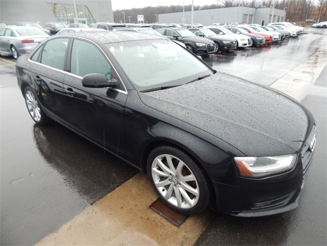 Used 2013 Audi A4 2.0T Premium (Tiptronic) Sedan for sale in Wilkes-Barre, PA