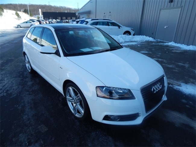 Used 2013 Audi A3 2.0 TDI Premium Plus Hatchback Kingston