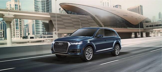 Audi Q7 Interior Review Dallas PA | Wyoming Valley Audi