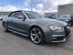Pre-Owned 2016 Audi A5 2.0T Premium Plus Cabriolet A68404 for sale in Wilkes-Barre, PA