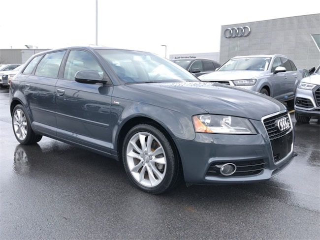 Used 2013 Audi A3 2.0 TDI Premium (S tronic) Hatchback Kingston