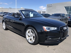 Pre-Owned 2014 Audi A5 2.0T Premium Convertible A68412 for sale in Wilkes-Barre, PA