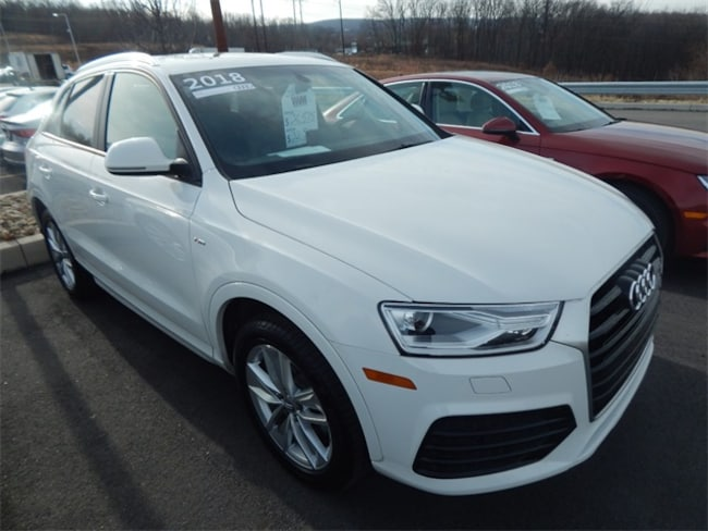 used 2018 Audi Q3 2.0T Premium SUV for sale in larksville-pa