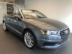Certified Pre-owned 2016 Audi A3 2.0T Premium Plus Cabriolet for sale in Larksville, PA