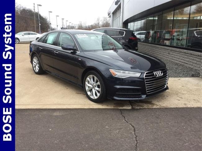 Used 2018 Audi A6 2.0T Premium Plus Sedan for sale in Wilkes-Barre, PA