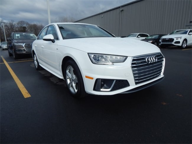 New 2019 Audi A4 2.0T Premium Sedan for sale in Wilkes-Barre, PA