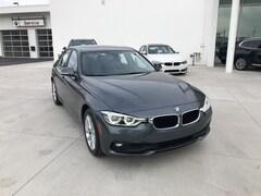 Certified used 2016 BMW 3 Series 320i Xdrive Sedan for sale in Wilkes-Barre, PA