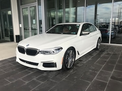 New BMW 2018 BMW 5 Series M550i Xdrive Sedan for sale in Wilkes-Barre, PA