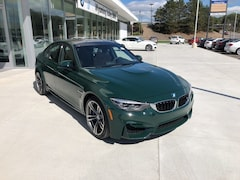 New BMW 2018 BMW M3 Base Sedan for sale in Wilkes-Barre, PA