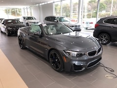New BMW 2018 BMW M4 Base Convertible for sale in Wilkes-Barre, PA