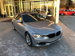 Certified used 2015 BMW 3 Series 320i Xdrive Sedan for sale in Wilkes-Barre, PA