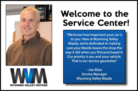 Wyoming Valley Motors >> Auto Service Center Scranton Wilkes Barre Dallas Pa And