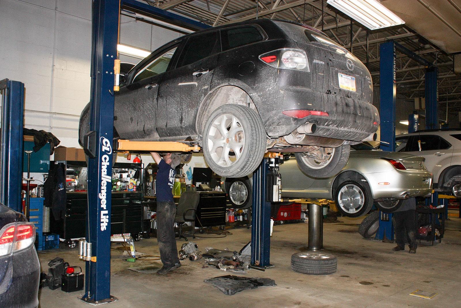 Auto service center scranton wilkes barre dallas pa and for Wyoming valley motors kingston pa