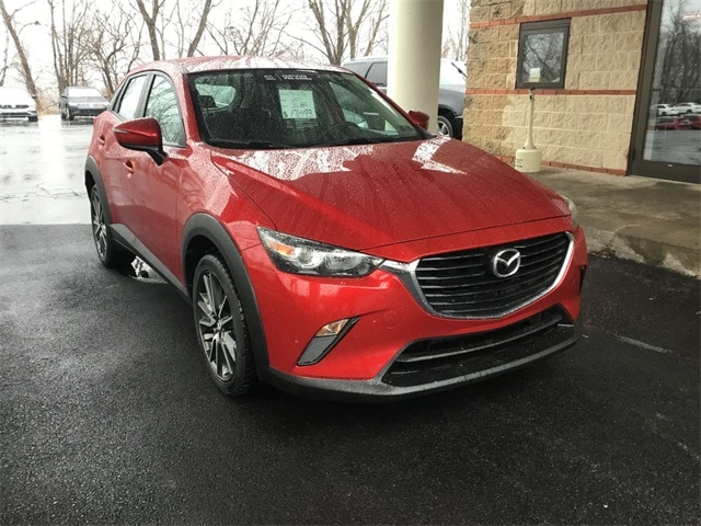 Pre-Owned 2017 Mazda CX-3 Touring SUV for sale in Wilkes-Barre, PA