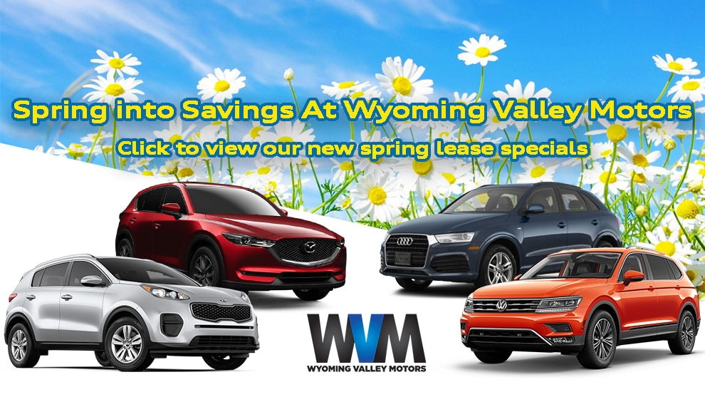 wyoming valley motors new volkswagen kia audi mazda