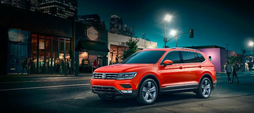 Volkswagen Tiguan vs Audi Q5 Kingston PA | Wyoming Valley VW