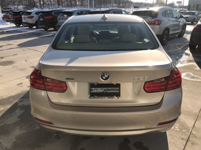 Used 2015 Bmw 3 Series For Sale In Plains Pa