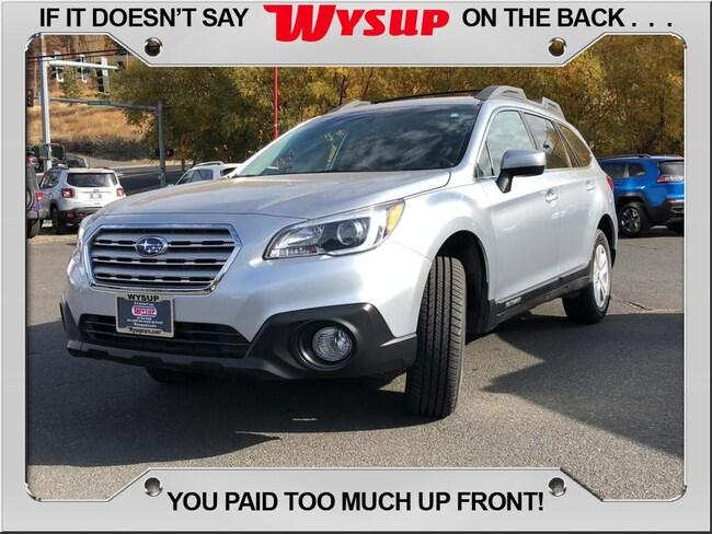 2017 Subaru Outback Premium Wagon