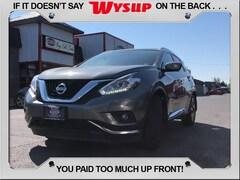 2018 Nissan Murano Wagon