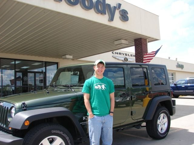 Woodys Wrangler on JeepedIncom t Jeep Cars and