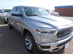 New 2019 Ram 1500 LIMITED CREW CAB 4X4 5'7 BOX Crew Cab 1C6SRFHT4KN631797 in Dalhart, TX