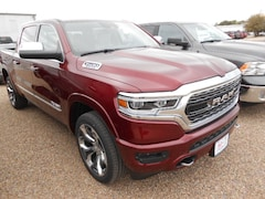New 2019 Ram All-New 1500 LIMITED CREW CAB 4X4 5'7 BOX Crew Cab in Dalhart, TX