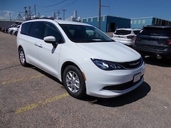 New 2020 Chrysler Voyager LX Passenger Van in Dalhart, TX