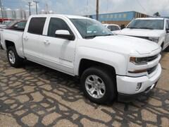 Used 2017 Chevrolet Silverado 1500 LT w/1LT Truck Crew Cab 3GCUKREC6HG180806 in Dalhart, TX