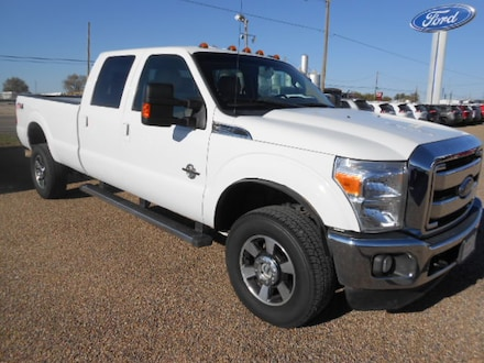 Featured Used 2016 Ford F-350 Truck Crew Cab for sale in Dalhart, TX