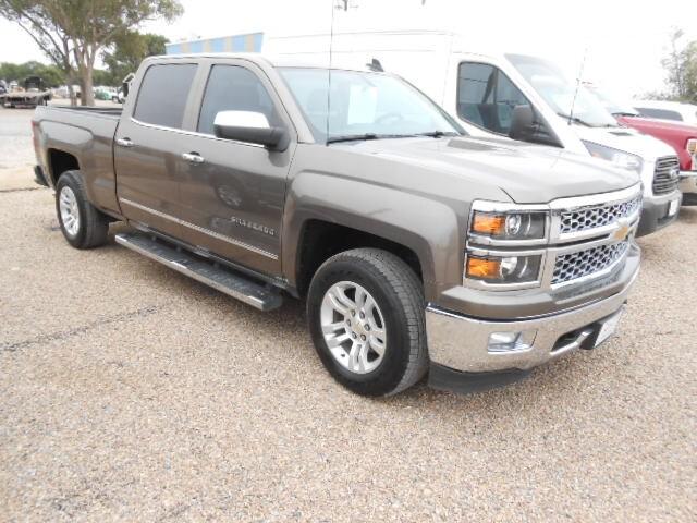 Used 2015 Chevrolet Silverado 1500 Ltz For Sale In Dalhart Tx Stock 529u